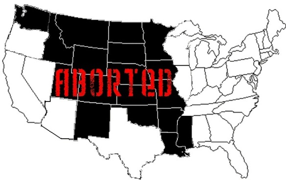 Aborted States of America
