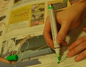 Painting Pins